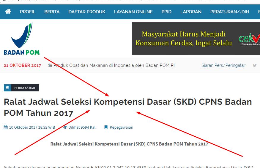 Kisi Kisi Soal Cpns Terbaru Bpom Cpns Indobeta Latihan Soal Ukg Teknik Grafika Smk 2018 Online
