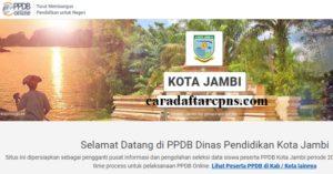 PPDB SMP Kota Jambi