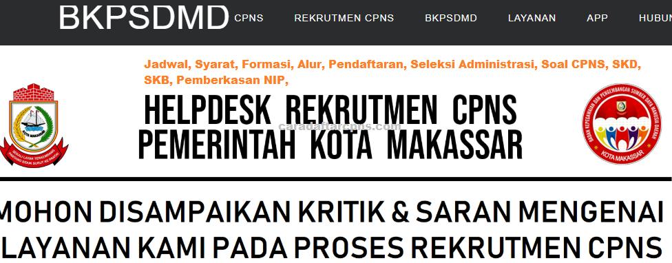 40+ Formasi cpns 2021 makassar ideas in 2021