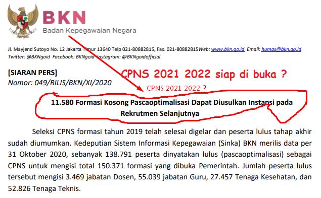 33++ Formasi yang dibuka pada cpns 2021 ppdb 2021